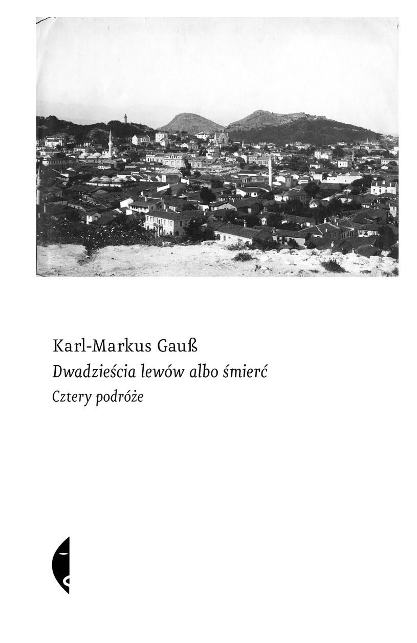 Okładka książki /materiały promocyjne