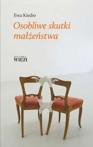 Okładka książkli /materiały prasowe