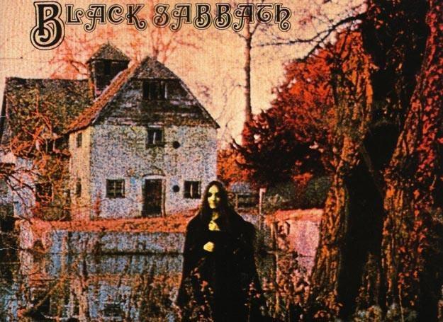 Okładka legendarnego debiutu Black Sabbath /