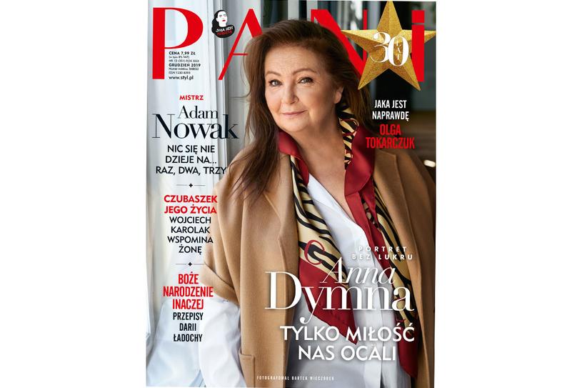 Okładka magazynu PANI 12/2019 /PANI