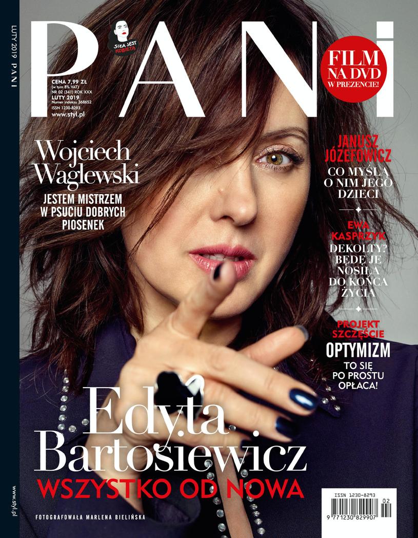 Okładka magazynu PANI 2/2019 /PANI