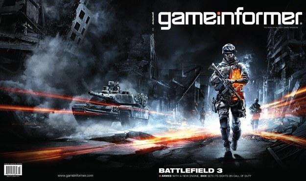 Okładka najnowszego numeru magazynu Game Informer /Informacja prasowa
