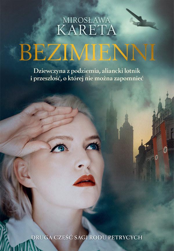 Okładka najnowszej książki Mirosławy Karety /materiał zewnętrzny