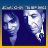 Okładka najnowszej płyty Leonarda Cohena /