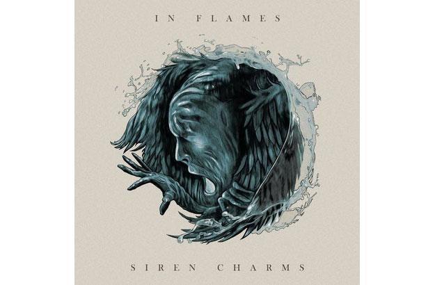 Okładka nowego albumu In Flames /