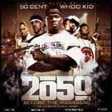 Okładka nowego mikstape'u 50 Centa /
