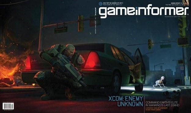 """Okładka nowego numeru magazynu """"Game Informer"""" /Informacja prasowa"""