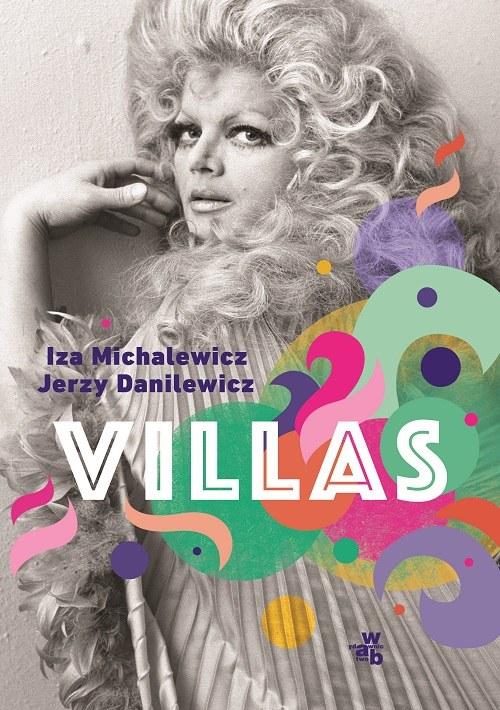 """Okładka nowego wydania książki """"Villas"""" /materiały prasowe"""