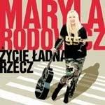 Okładka nowej płyty Maryli Rodowicz /