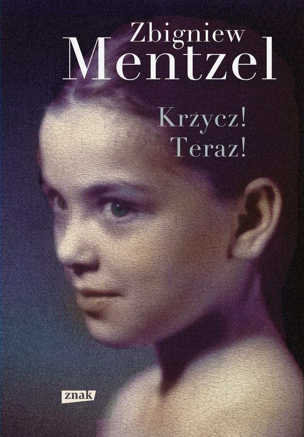 Okładka ostatniej książki Zbigniewa Mentzla /Materiały promocyjne /Materiały promocyjne