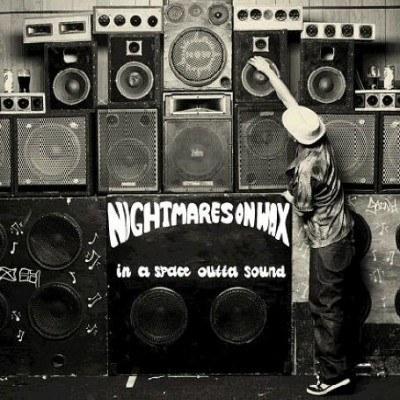 Okładka ostatniej płyty Nighthmares On Wax /