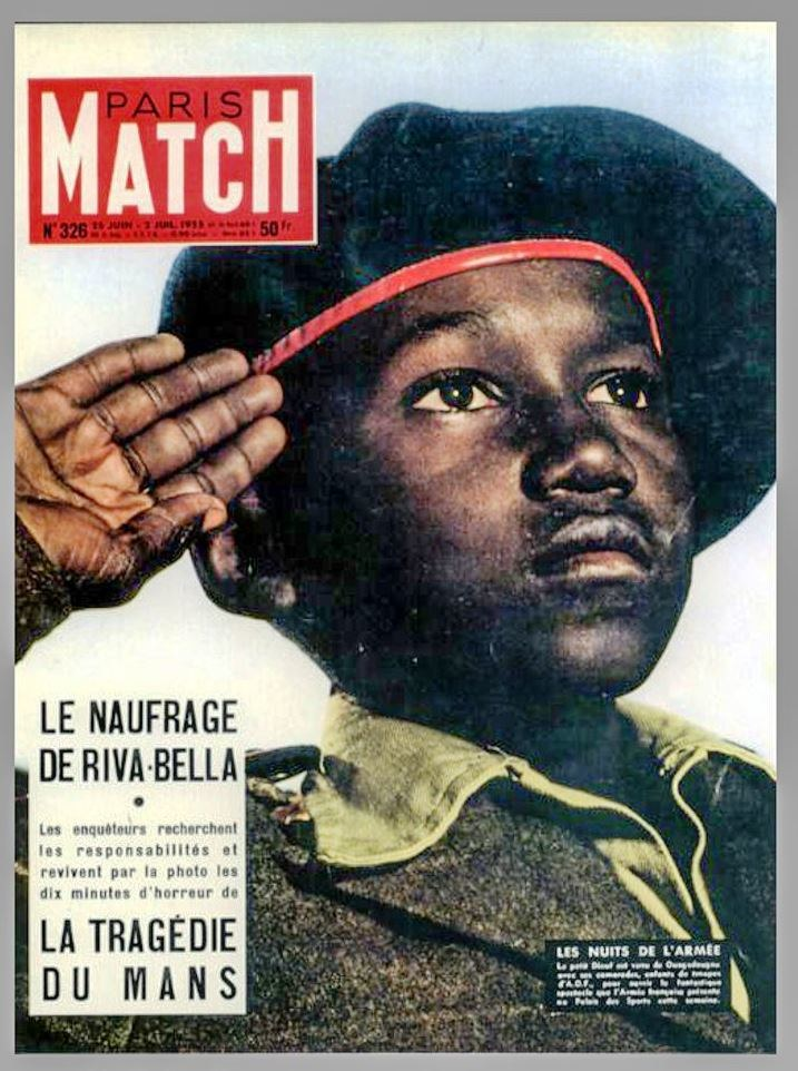 "Okładka ""Paris Match"" /Materiały prasowe"