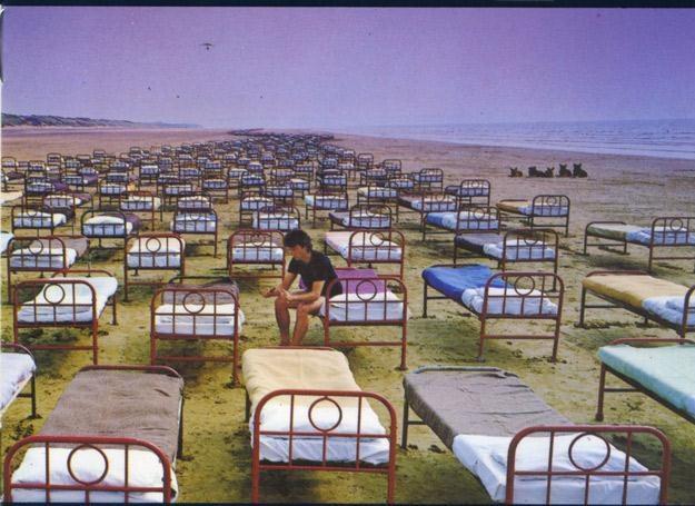 """Okładka płyty """"A Momentary Lapse Of Reason"""" Pink Floyd /"""