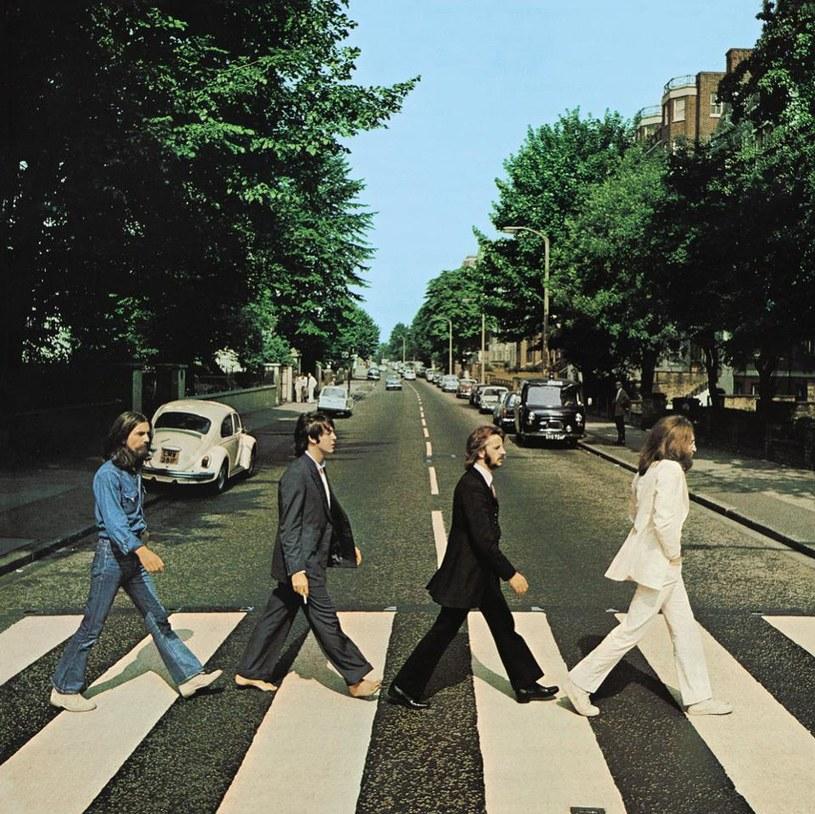 """Okładka płyty """"Abbey Road"""" /"""
