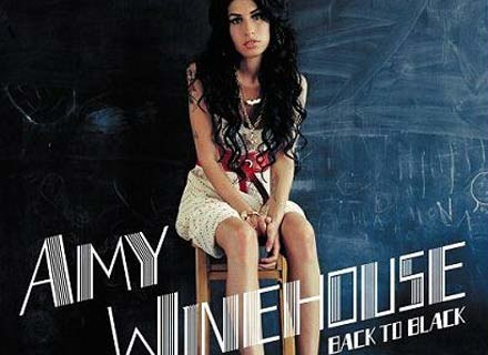 "Okładka płyty ""Back To Black"" Amy Winehouse /"