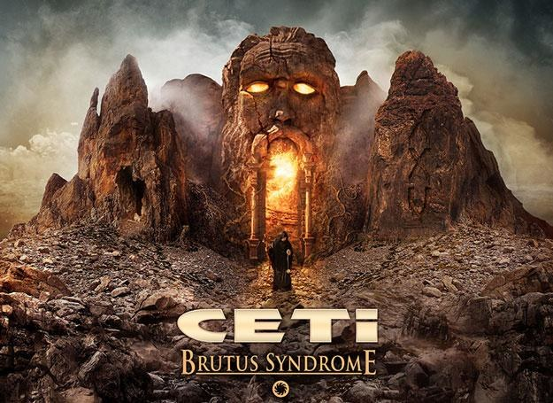 "Okładka płyty ""Brutus Syndrome"" CETI /"