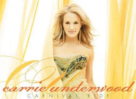 """Okładka płyty """"Carnival Ride"""" Carrie Underwood /"""