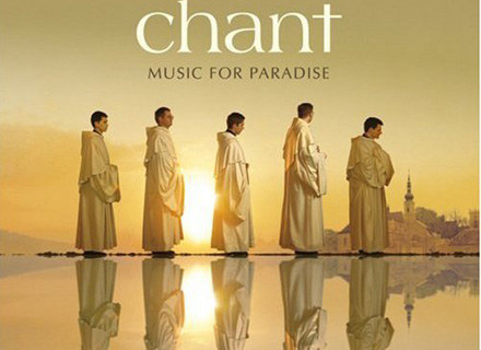 """Okładka płyty """"Chant: Music For Paradise"""" /"""