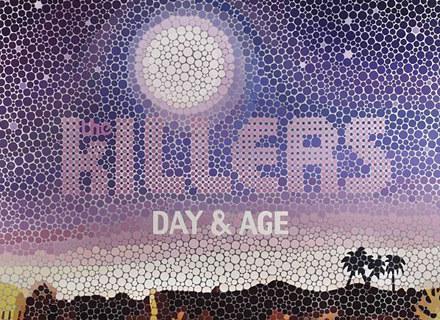 """Okładka płyty """"Day & Age"""" The Killers /"""
