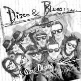 """Okładka płyty """"Disco & Blues"""" Gangu Olsena /"""