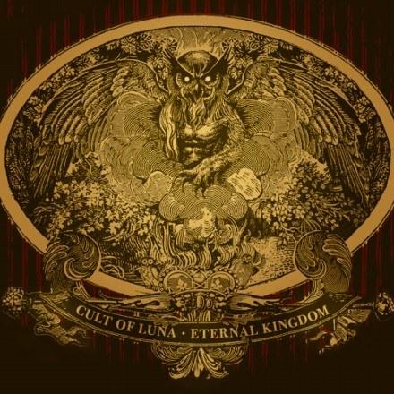 """Okładka płyty """"Eternal Kingdom"""" /"""