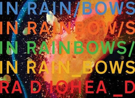 "Okładka płyty ""In Rainbows"" Radiohead /"
