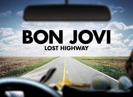 """Okładka płyty """"Lost Highway"""" Bon Jovi /"""