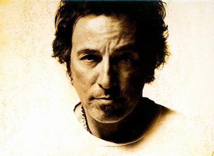 """Okładka płyty """"Magic"""" Bruce'a Springsteena /"""