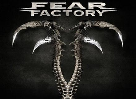 """Okładka płyty """"Mechanize"""" Fear Factory /"""