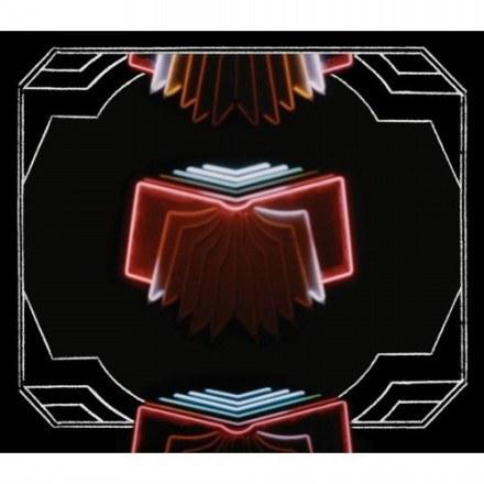 """Okładka płyty """"Neon Bible"""" Arcade Fire /"""