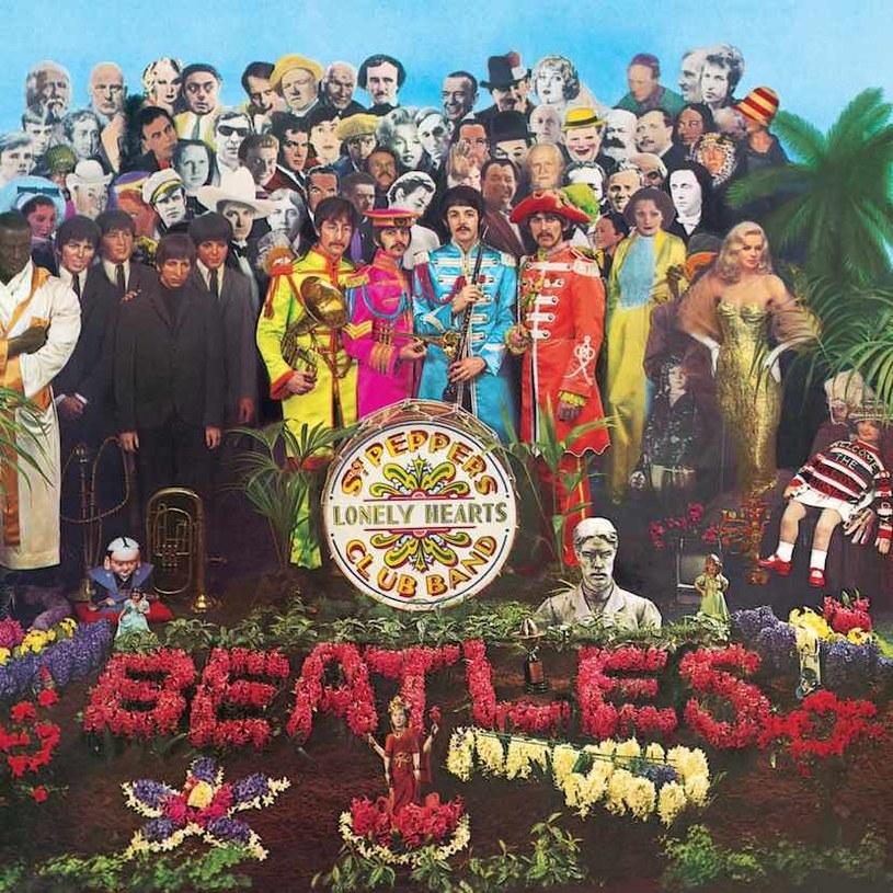 "Okładka płyty ""Sgt. Pepper's Lonely Hearts Club Band"" /"