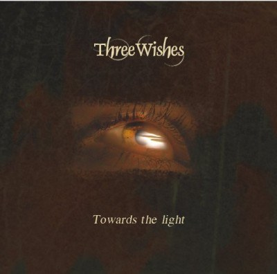 "Okładka płyty ""Towards The Light"" Three Wishes /"