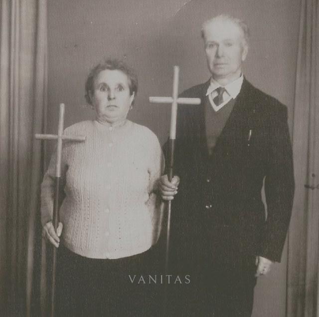 "Okładka płyty ""Vanitas"" In Twilight's Embrace /"