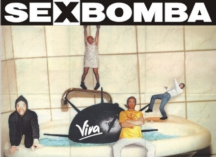 """Okładka płyty """"Viva / Przystanek Woodstock"""" Sexbomby /"""