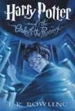 """Okładka powieści """"Harry Potter i Bractwo  Feniksa"""" /"""