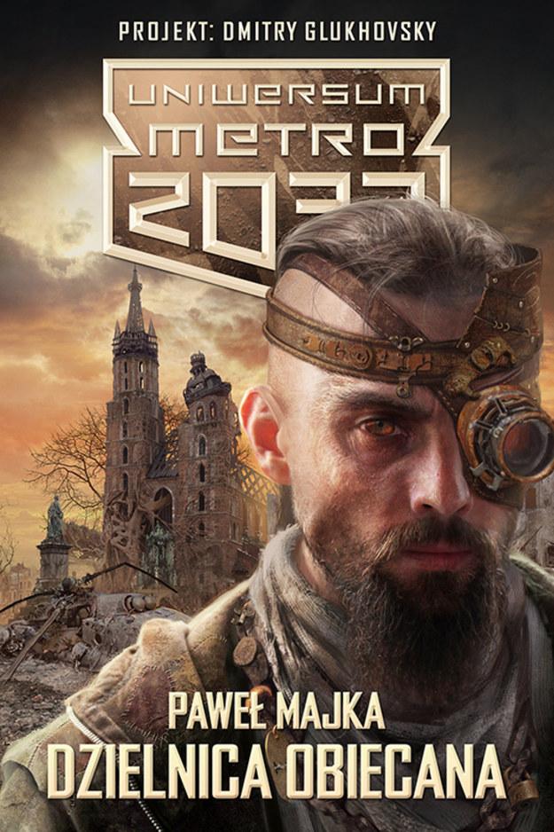 "Okładka projektu ""Uniwersum Metro 2033"" /Materiały prasowe"