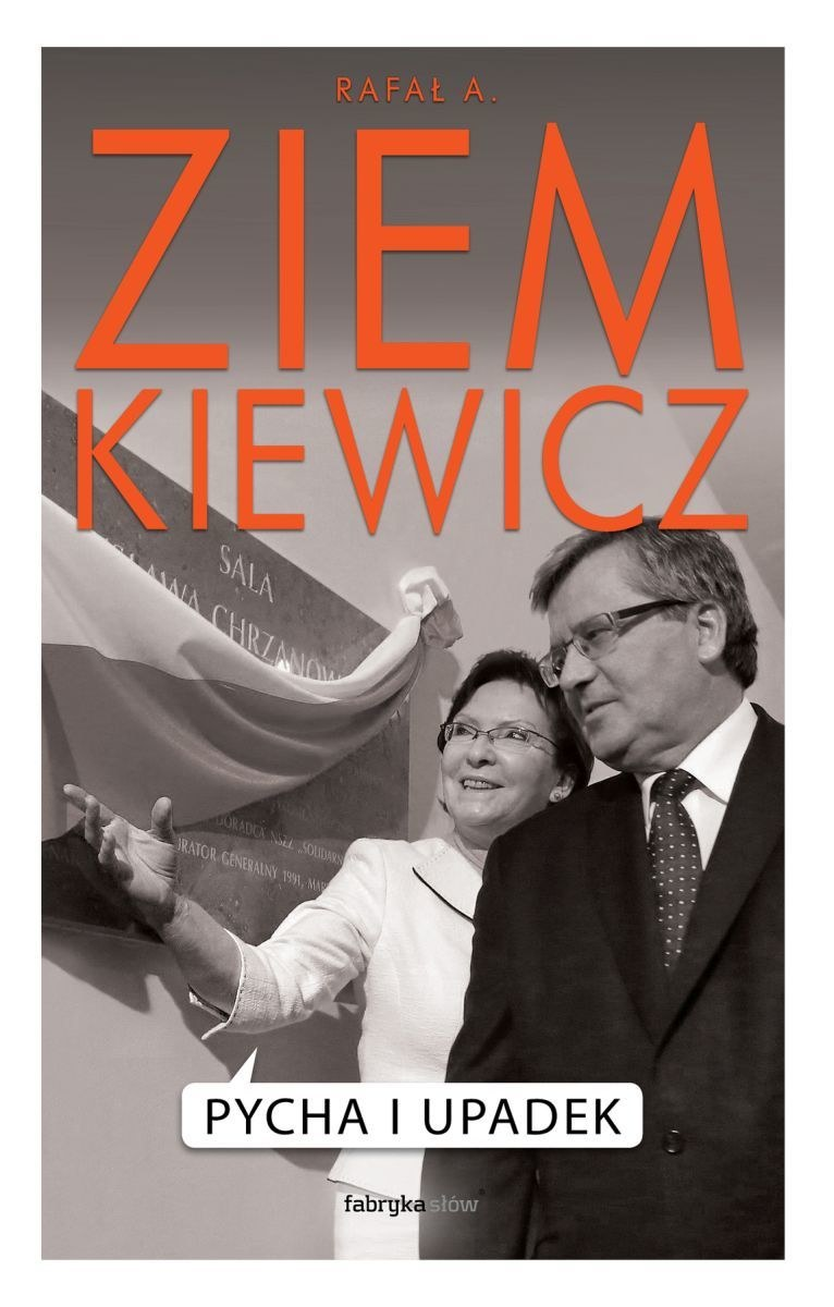 """Okładka """"Pychy i upadku"""" /Materiały prasowe"""