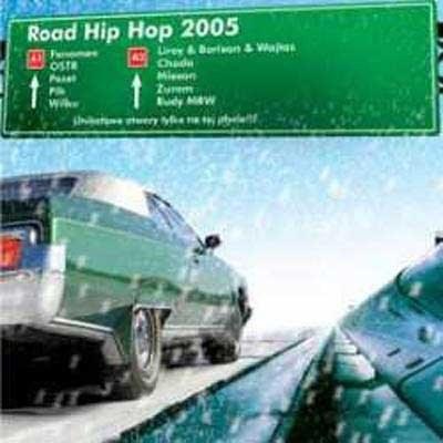 "Okładka ""Road To Hip Hop 2005"" /"