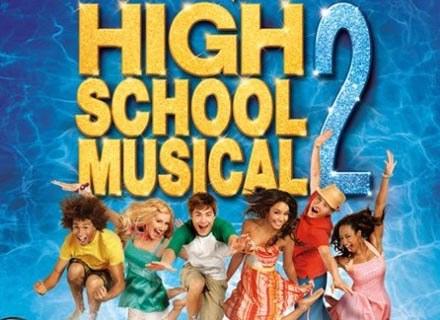 """Okładka ścieżki dźwiękowej """"High School Musical 2"""" /"""