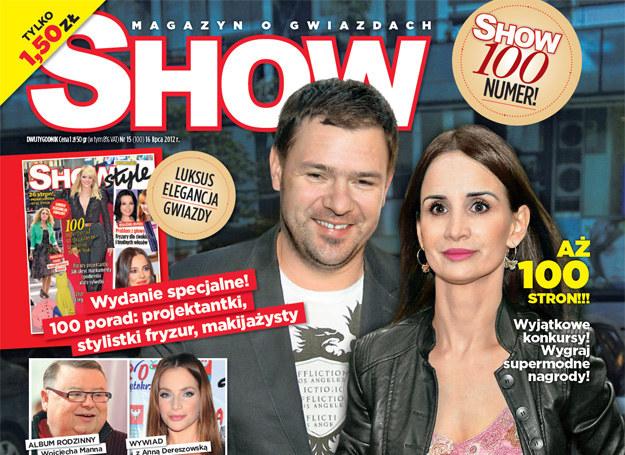 Okładka setnego numero SHOW /Show