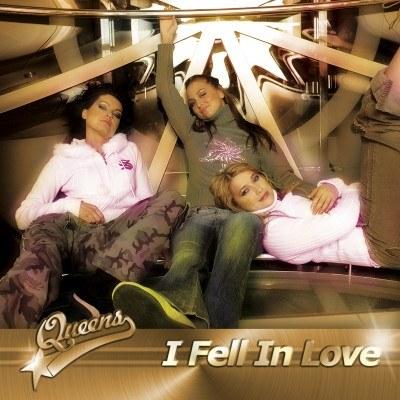 "Okładka singla ""I Fell In Love"" /"