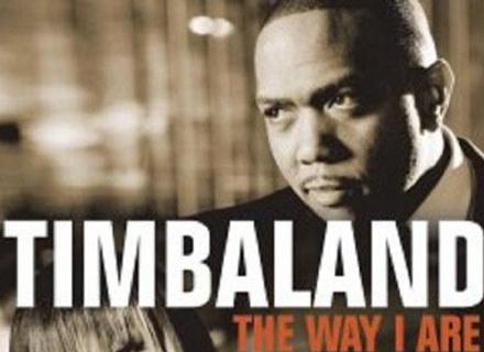 """Okładka singla """"The Way I Are"""" Timbalanda /"""