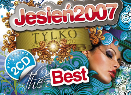"""Okładka składanki """"Jesień 2007 - The Best"""" /"""