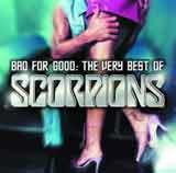 Okładka składanki Scorpions /