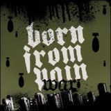 "Okładka ""War"" Born From Pain /"