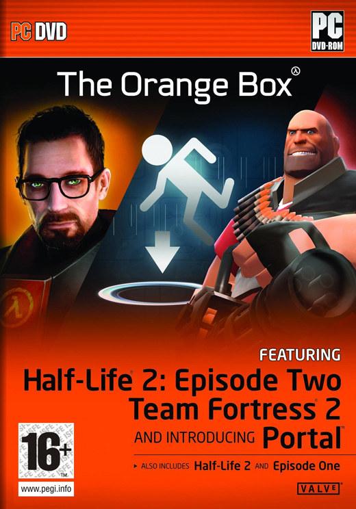 okładka z gry Orange Box /gram.pl