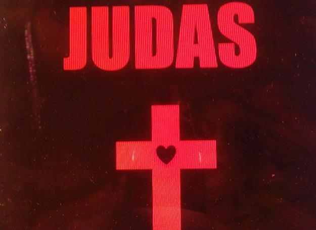 """Okładkę do singla """"Judas"""" zaprojektowała sama Lady GaGa /"""