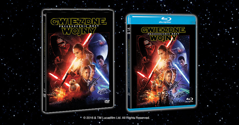 Okładki płyt DVD i Blu-ray /materiały dystrybutora