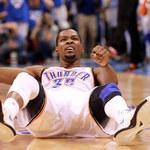 Oklahoma City Thunder - San Antonio Spurs 109:103 w 4. meczu finału Konferencji Zachodniej