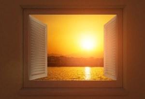 Okna przyszłości schłodzą się same